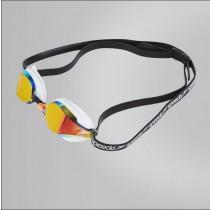 【線上體育】speedo 成人競技鏡面泳鏡 SPEEDSOCKET 白 SD810897B586
