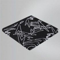 SPEEDO 毛巾 Boom Allover 黑【線上體育】SD8109213503