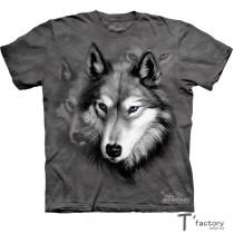 【線上體育】The Mountain 短袖T恤 L號 灰狼 TM-101238.jpg