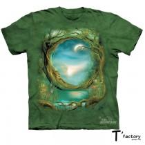 【線上體育】The Mountain 短袖T恤 M號 月亮樹 TM-101250.jpg