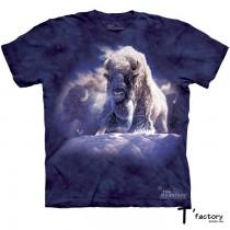 【線上體育】The Mountain 短袖T恤 L號 極地牛 TM-101507.jpg