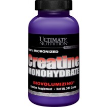 【線上體育】ULTIMATE NUTRITION 純肌酸ULTIMATE 300g