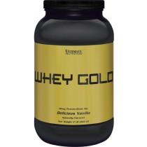 【線上體育】ULTIMATE NUTRITION 金牌乳清蛋白 WHEY GOLD香草 2LB