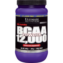 【線上體育】ULTIMATE NUTRITION BCAA 12,000 powder, 400g