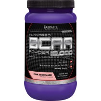 【線上體育】ULTIMATE NUTRITION BCAA 12,000 PINK LEMONADE 457g