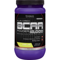 【線上體育】ULTIMATE NUTRITION BCAA 12,000 Lemon lime 457g