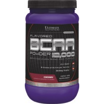 【線上體育】ULTIMATE NUTRITION Flavored BCAA 12,000/Cherry 457g