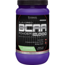 【線上體育】ULTIMATE NUTRITION Flavored BCAA 12,000/Watermelon 457g