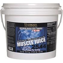 【線上體育】Ultimate Nutrition 馬力偉高熱量蛋白2544 MUSCLE JUICE 肌力果汁  香草 6kg