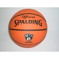 籃球斯伯丁 SPALDING 隊徽球 SP籃球 14' PIERCE 皮爾斯 籃網 83072- 贈迷彩球袋乙個(大促銷,售完為止)