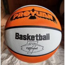 【線上體育】YL 籃球 B7 橘白 深溝 #7號球