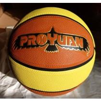 【線上體育】YL 籃球 B7 棕黃 深溝 #7號球