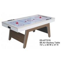 【線上體育】冰棍球檯 ES-AT7219 木紋腳 6尺 冰棍球台 空氣球台-L05710
