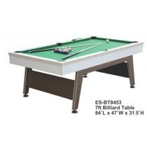 【線上體育】 典雅型花式撞球桌 造型腳 ES-BT8453 7尺 撞球台-L3972010