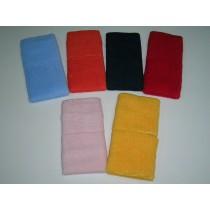【線上體育】護腕 毛巾製 (素色或混色)一付二個裝