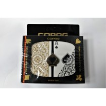 【USPCC撲克】Copag 1546 Plastic Playing Cards Bridge Size Regular Index B S103049573