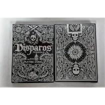 【USPCC 撲克】銀黑 直式 DISPAROS TEQUILA BLACK PLAYING CARDS