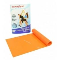 【線上體育】拉力帶 寬15CM 輕型 橘色 長1.5M-S904551904